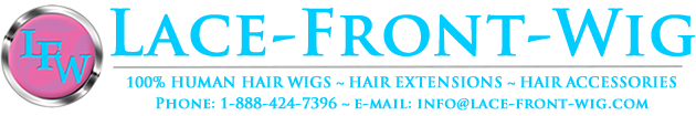 Go to Lace Front Wig Homepage