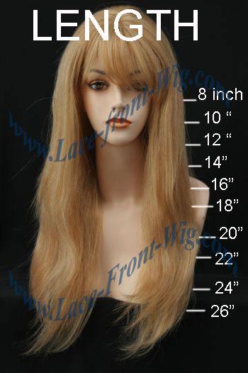 How Long Is Ten Inch Hair 12