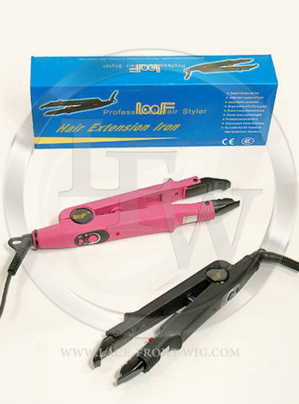 Loof Fusion Hair Extension Iron