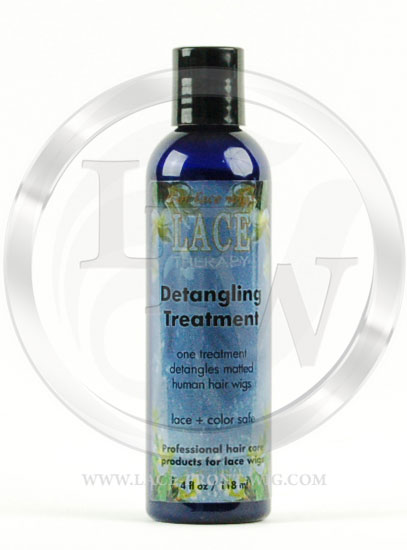Lace Therapy Wig Detangler for Lace Wigs