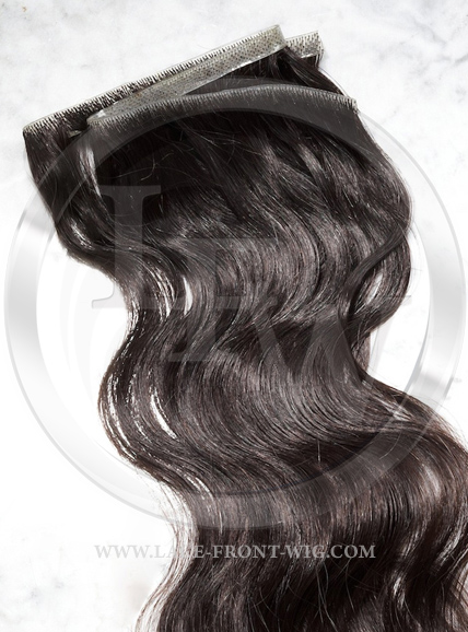 Wavy Skin Weft Remy Human Hair Extension