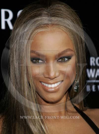 Trya Banks + Wig 33
