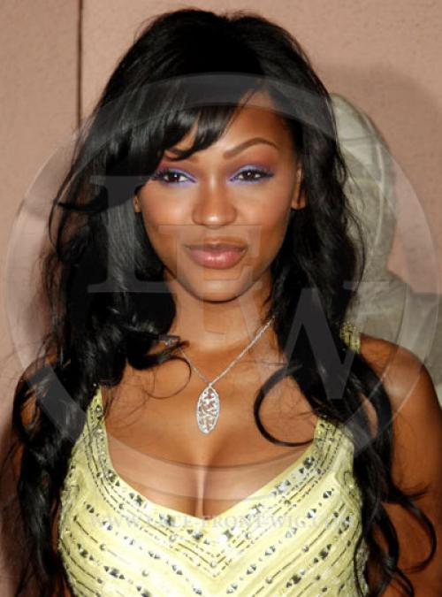 Meagan Good Celebrity Inspired Bodywave Lace Wig