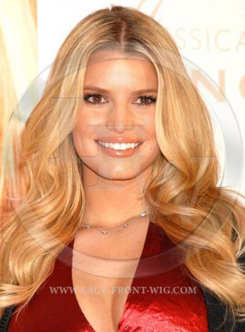 Jessica Simpson Celebrity Inspired Bodywave Lace Wig