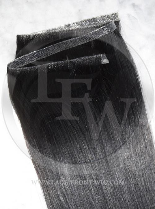 Straight Skin Weft Remy Human Hair Extension