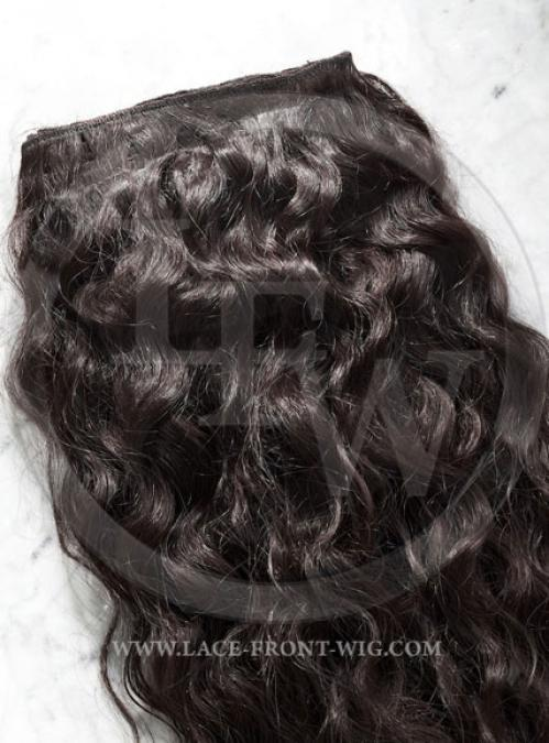 Curly Remy Human Hair Weave