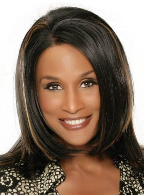 Pearl synthetic lace front wig by beverly johnson pmusecretfo Gallery