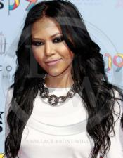 Amerie Celebrity Inspired Bodywave Lace Wig