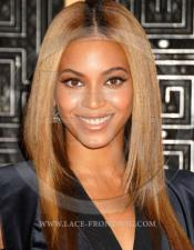 Beyonce Celebrity Inspired Yaki Lace Wig