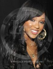 Meagan Good Celebrity Inspired Bodywave Lace Wig