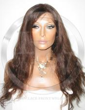 Bodywave Full Lace Front Wig Color 4 - 18 Inch